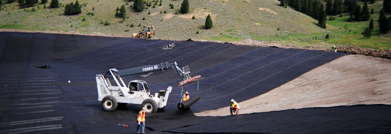 Flexible and durable geomembrane for a variety of applications